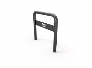 Stojak rowerowy stalowy 04