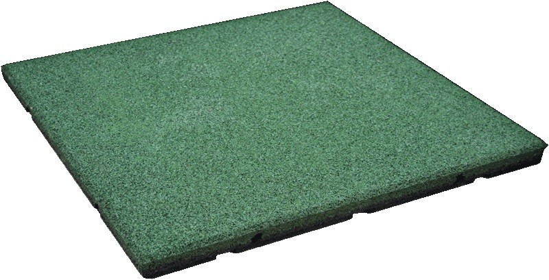 Bezpieczna płytka 500x500x45mm - zielona Plac zabaw flexi-step-plus-bezpieczna-plytka-500x500x45mm-zielona-36