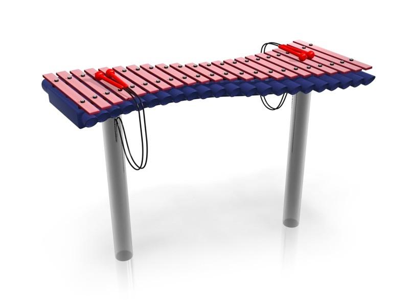 Play-Park Serie na place zabaw instrumenty-muzyczne-tono