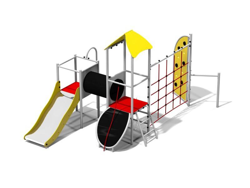 Play-Park Serie na place zabaw metalowe-urzadzenia-na-plac-zabaw