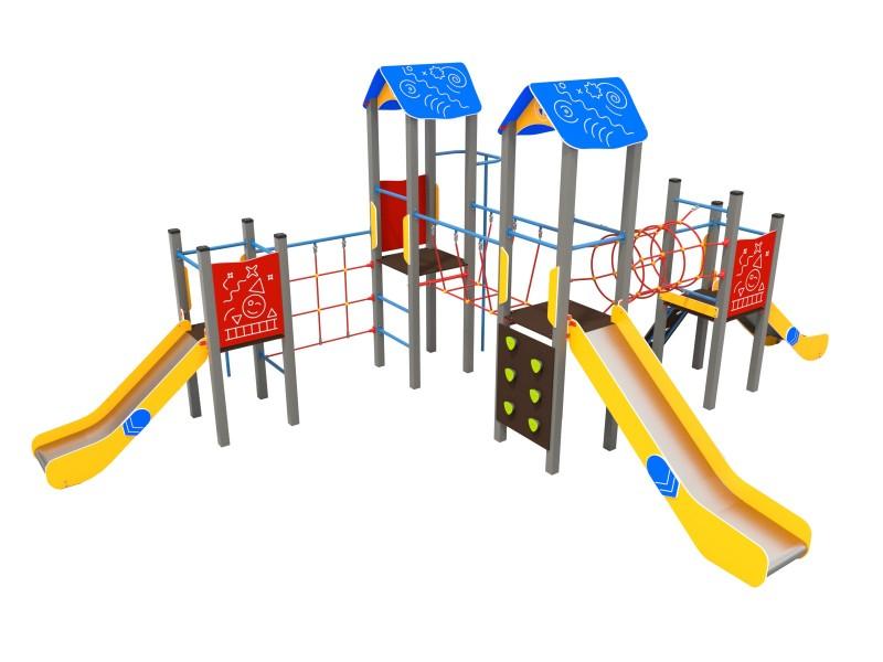 Play-Park Serie na place zabaw zestawy-akra