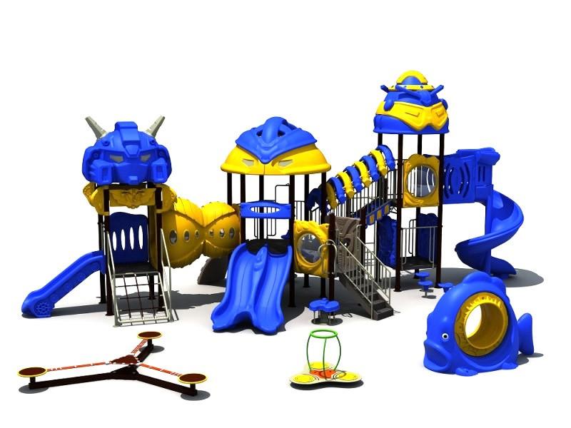Play-Park Serie na place zabaw zestawy-robot