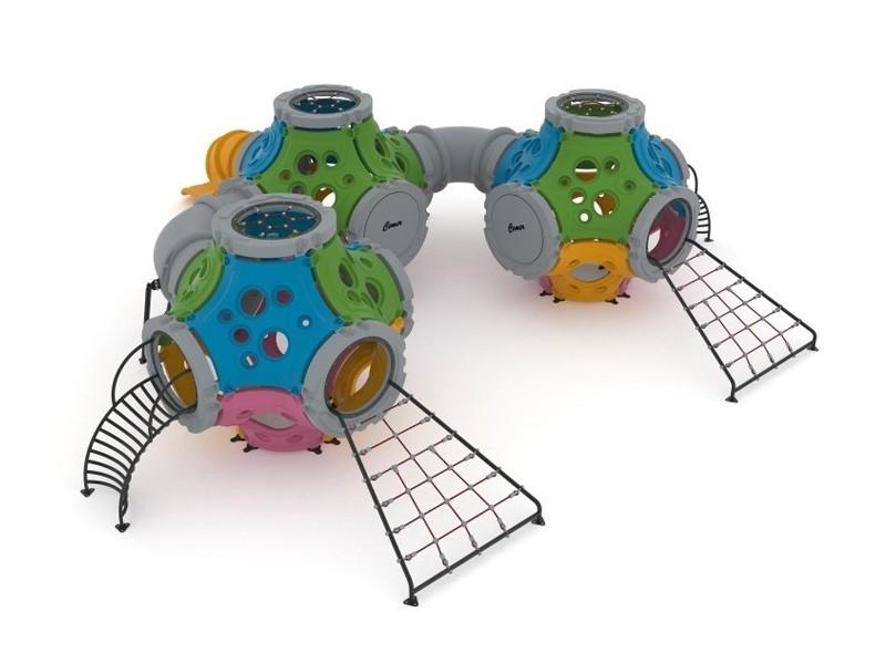 Play-Park Serie na place zabaw zestawy-tunel