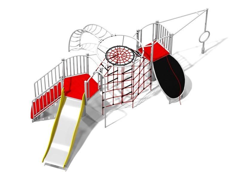 Play-Park Serie na place zabaw zestawy-roto