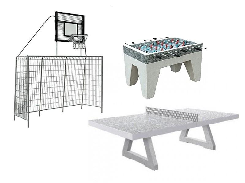 Play-Park Serie na place zabaw wyposazenie-sportowe