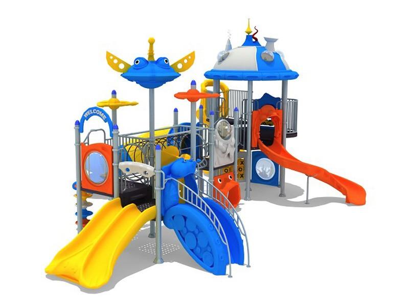 Play-Park Serie na place zabaw zestawy-cosmos