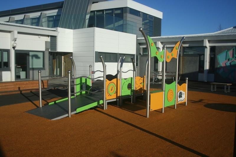 Plac zabaw Zestaw integracyjny Kajo 1 INTER FUN