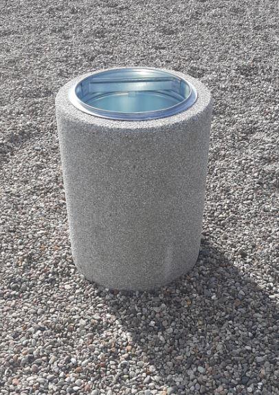 Plac zabaw Kosz betonowy 07 INTER FUN