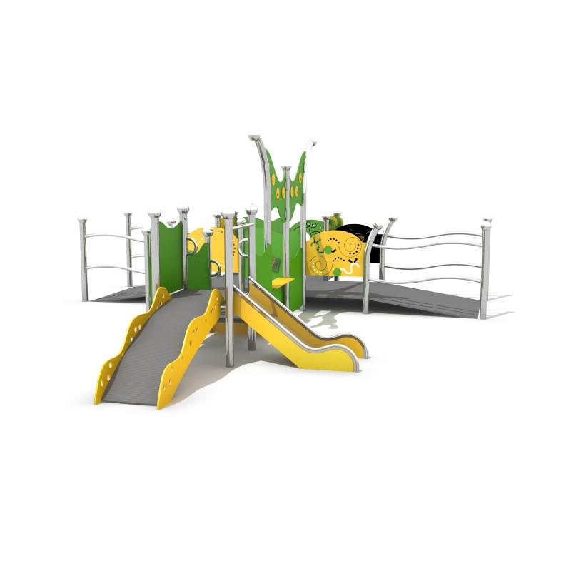 Plac zabaw Zestaw integracyjny Kajo 3 INTER FUN