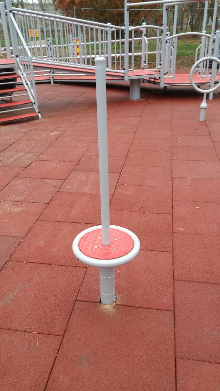 Plac zabaw Karuzela Pirouette INTER FUN