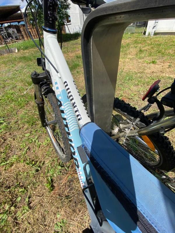 Plac zabaw Stojak rowerowy nierdzewny 24 INTER FUN