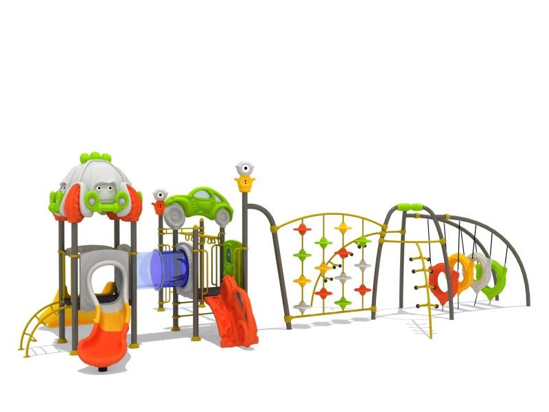 Zestaw Cars 6 Plac zabaw samochod-dla-dziecka-na-plac-zabaw-cars-6