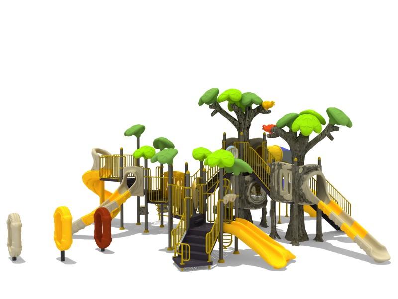 Zestaw Las 6 Plac zabaw seria-las-zestaw-forest-6