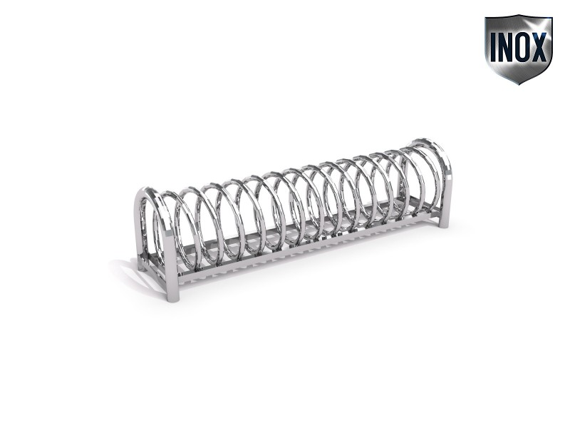 Stojak rowerowy nierdzewny 12 Plac zabaw stainless-steel-bicycle-racks-stainless_steel_bicycle_rack_1227