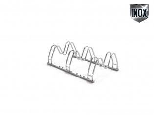 INTER-FUN - Stojak rowerowy nierdzewny 16