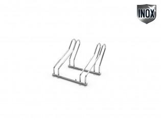 INTER-FUN - Stojak rowerowy nierdzewny 20