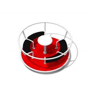 Karuzela Tornado - 4 siedziska