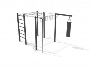 INTER-FUN - Zestaw gimnastyczny 11