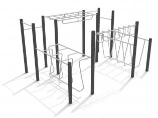 Zestaw gimnastyczny 12