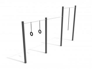 INTER-FUN - Zestaw gimnastyczny 15