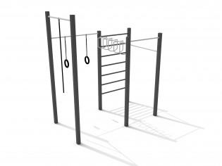 INTER-FUN - Zestaw gimnastyczny 5