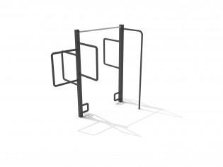 INTER-FUN - Zestaw gimnastyczny 8